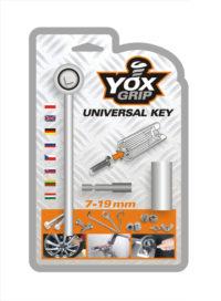 klucz yox